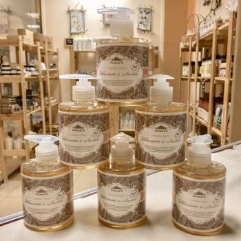 Жидкое мыло Эвкалипт и лимон - свежий аромат