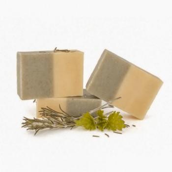 Мыло-шампунь Крапива и розмарин