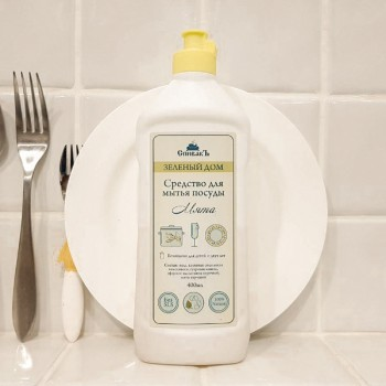 Средство для мытья посуды Мята