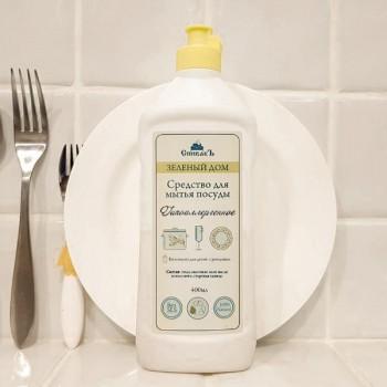 Средство для мытья посуды гипоаллергенное